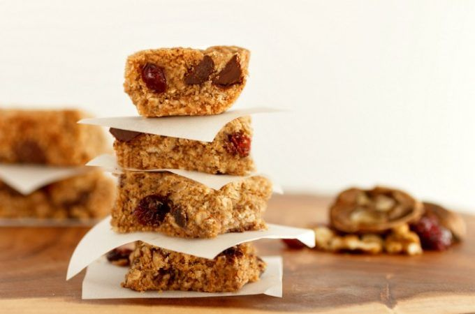 Treasure Chest Cookie Bars Paleo & Low Carb