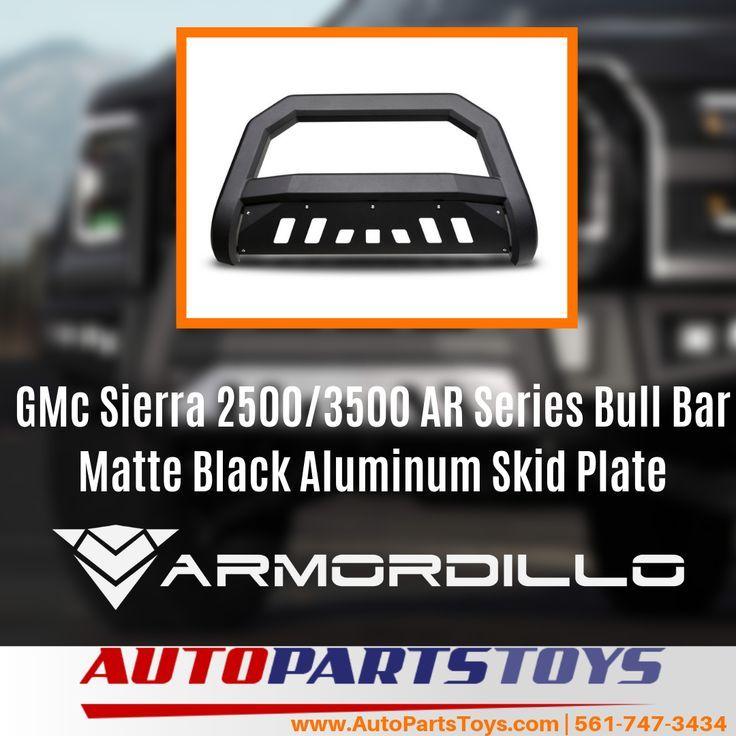 ArmordilloUSA GMcSierra BullBar Gmc sierra, Bull bar