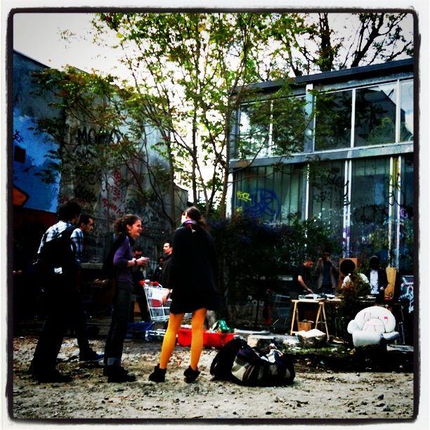 Portes ouvertes des ateliers d'artistes à belleville #Paris