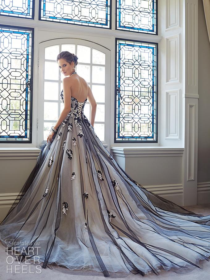 sophia tolli wedding dress 2015 gena   Wedding   Pinterest   Vestido ...