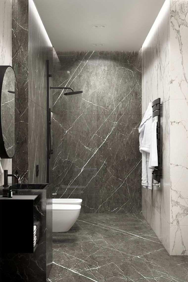 49++ Deco salle de bain sombre ideas