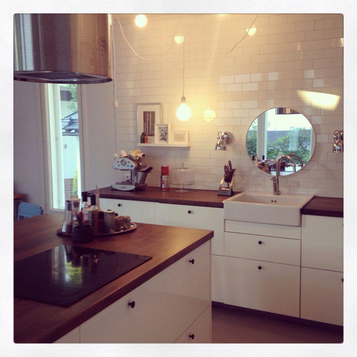 Ikea Metod. Moderne Weiße KüchenIkea