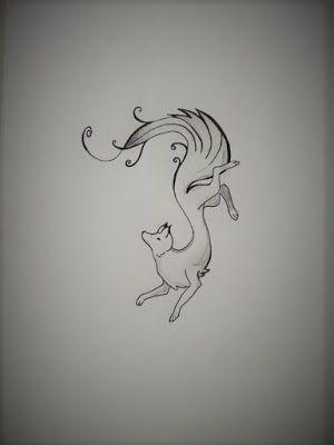 Dessin Renard Dessin Noir Blanc Renard Fox Black And White Pencil