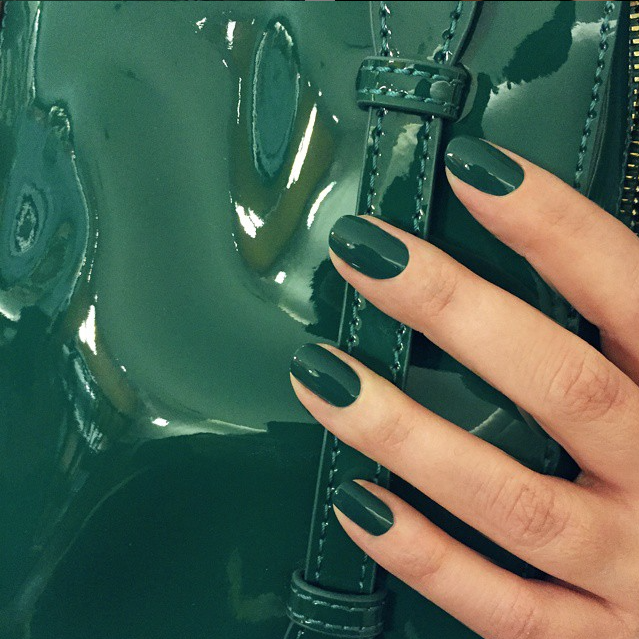 Going green with #JINsoon on the #Sephora Beauty Board | nails ...