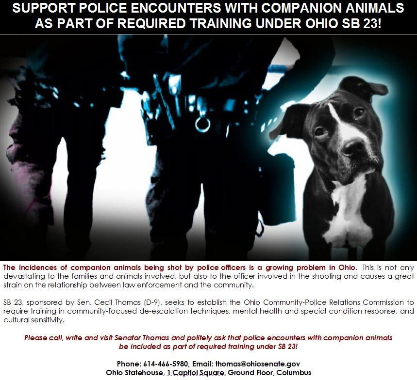 Pin By Ohio Voters For Companion Animals Ovca On Legislation 131st Ohio General Assembly Community Policing