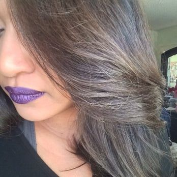 Balayage. Hair By Lily. February 2015. No filter. - Yelp