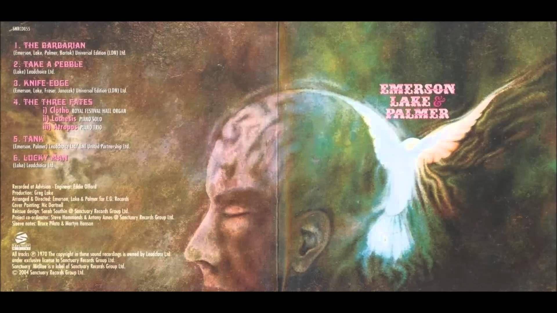 Emerson Lake & Palmer (1970) FULL