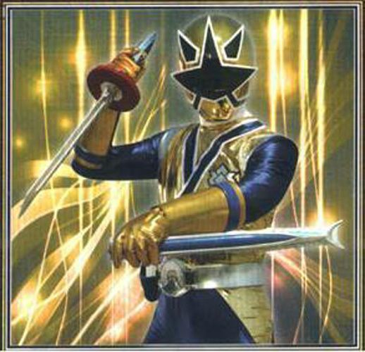 Details About Power Rangers Samurai Sentai Shinkenger Gold