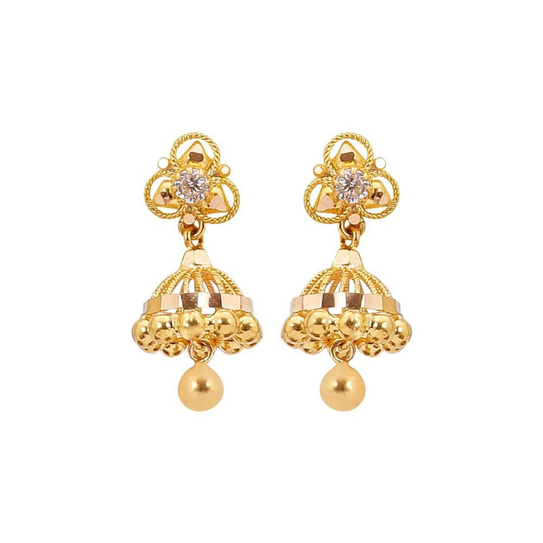 Patience Jewellery Bell Small Earrings utnN7tlzo