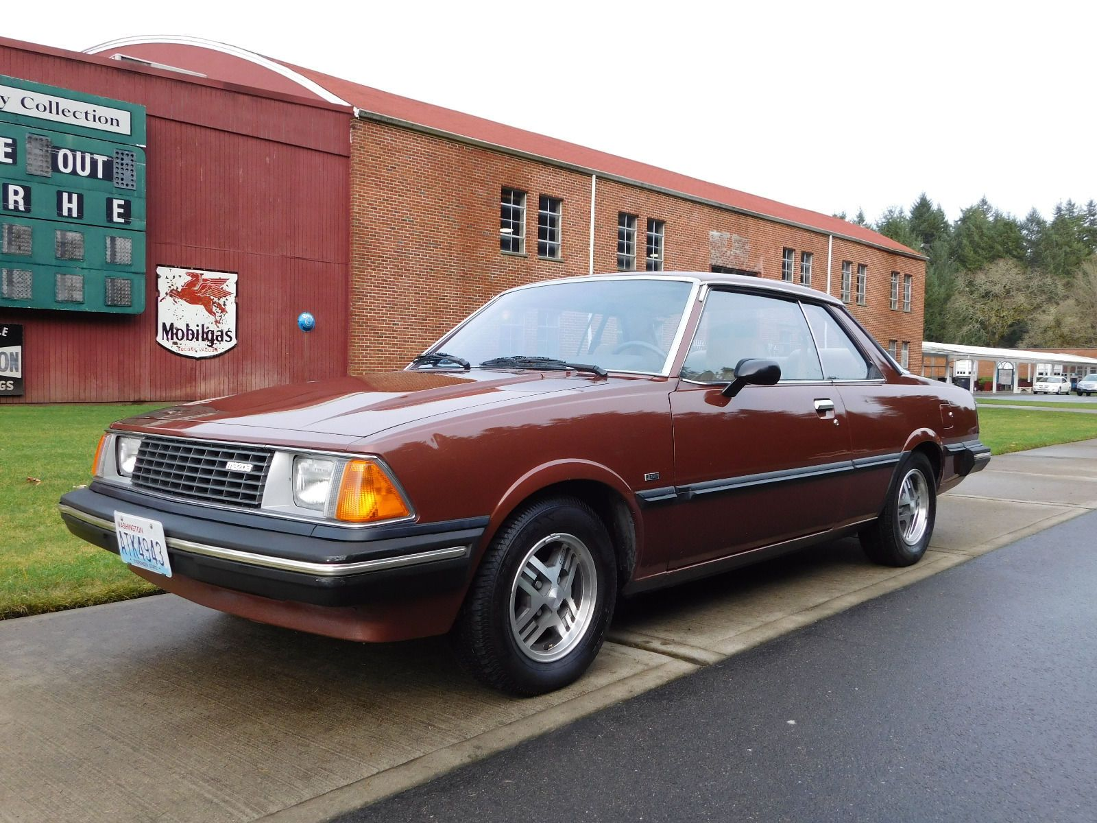 1982 mazda 626 coupe japanese classics pinterest mazda and cars. Black Bedroom Furniture Sets. Home Design Ideas
