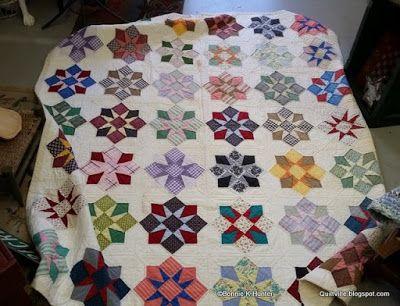 Quips & Cisailles de Quiltville !!: Antique Quilts, Oh My!