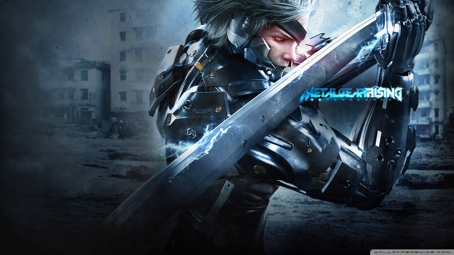 raiden metal gear rising revengeance wallpapers | hd wallpapers