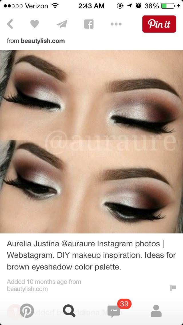 Pin By Annette Wihl On Recipes In 2019 Smokey Eye Makeup