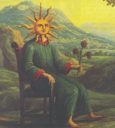 sun head | Sun art, Celestial art, Medieval art