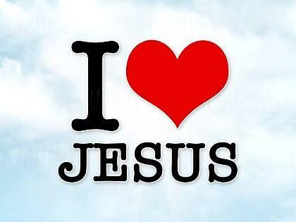 I ♥ Jesus!