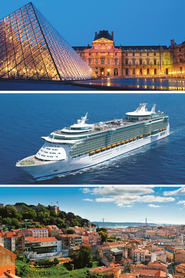 Royal Caribbean France and Spain, EXUK, 7 night cruise
