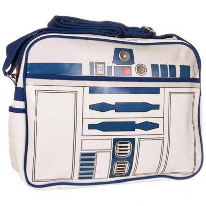 Star Wars R2-D2 Messenger Bag - Tilaa nyt edulliseen hintaan! - AlphaGeek _B
