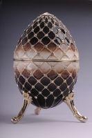Pop Art Decoration - Faberge by Keren Kopal - Faberge Eggs - Big size Faberge Easter Egg