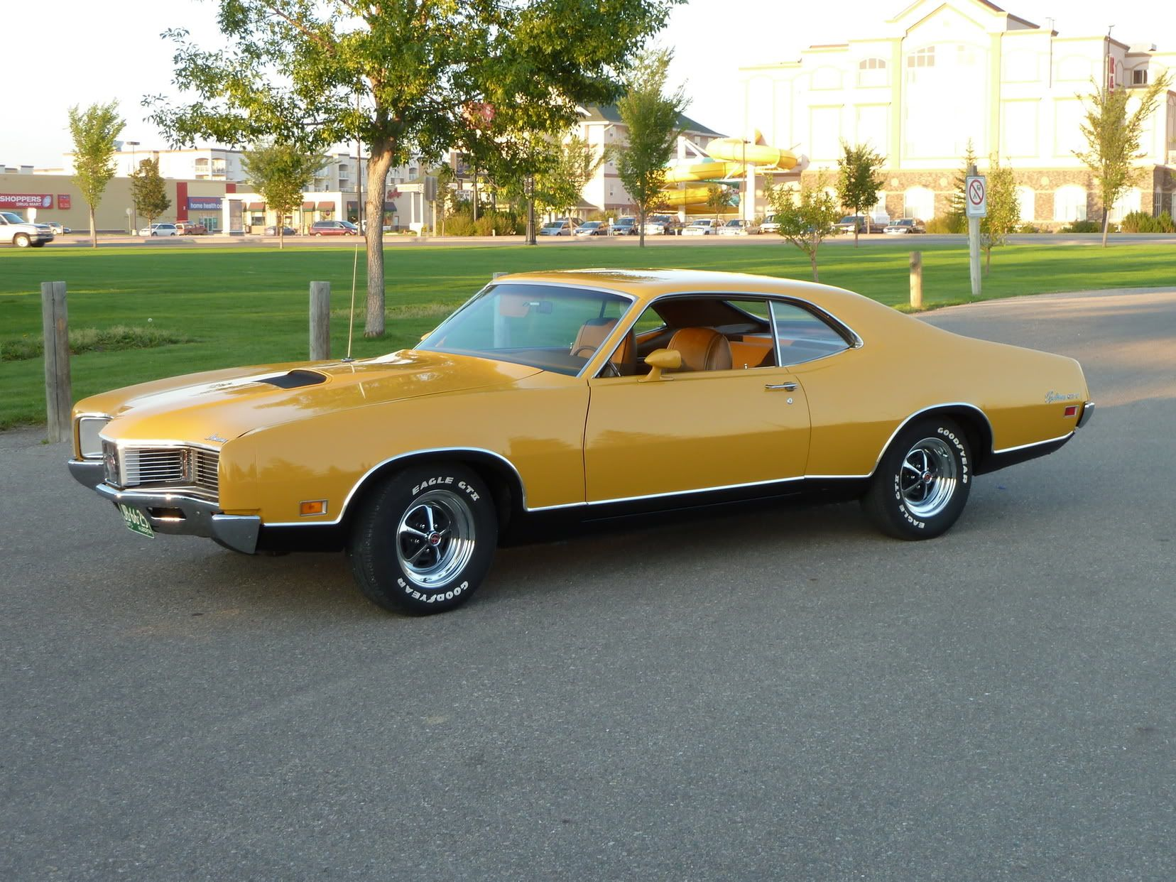 1972 mercury montego n code 429 restomod motorcycle custom - 1971 Mercury Cyclone Gt