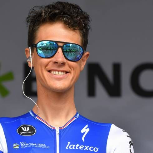 Terpstra extends with QuickStep.  (Photo: Dutch rider looking forward to Classics in 2018)