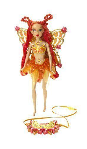 Barbie Fairytopia Magic Of The Rainbow Sunburst Com Imagens