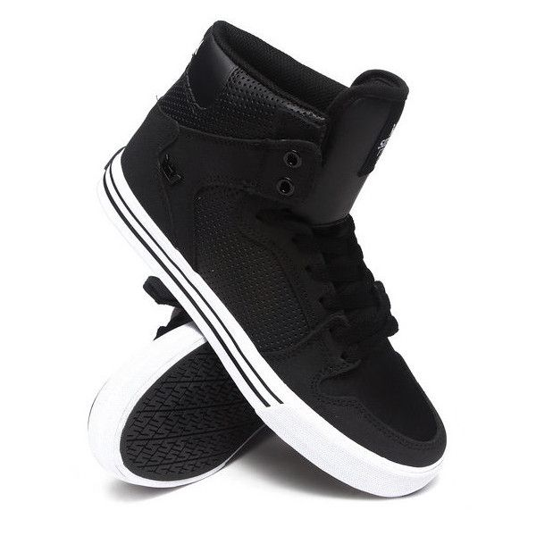 DrJays.com - Detailed Images of Vaider Sneakers by Supra ❤ liked on Polyvore featuring shoes, sneakers, josh shoes, sapatos, supra shoes, waist trainer, famous footwear and supra footwear