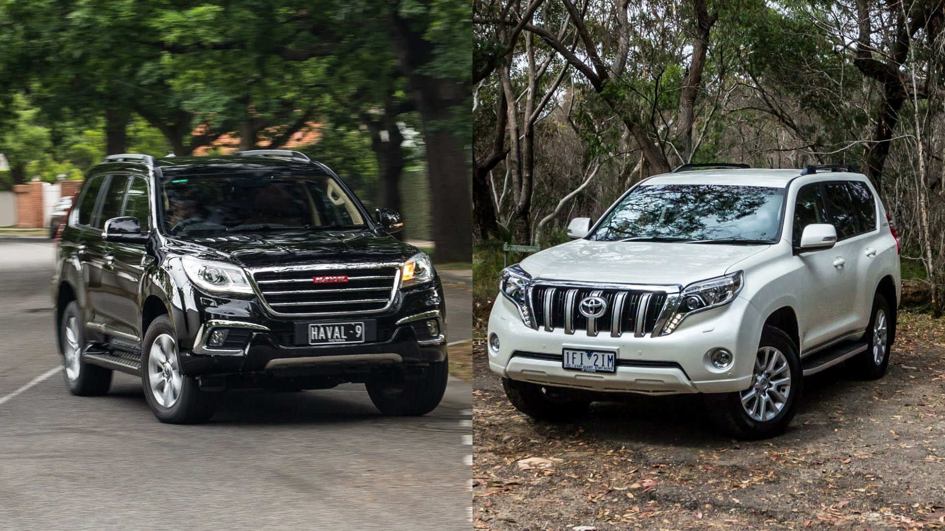 Toyota prado vs haval features comfort reliability durability and other essential features including price comparison between prado and haval