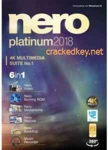 nero 2018 platinum keygen activator