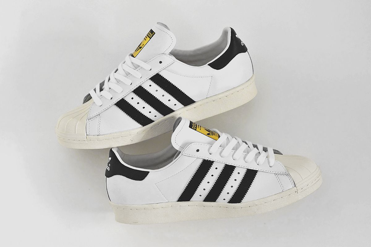 new concept eac43 4360c adidas Superstar 80s OG