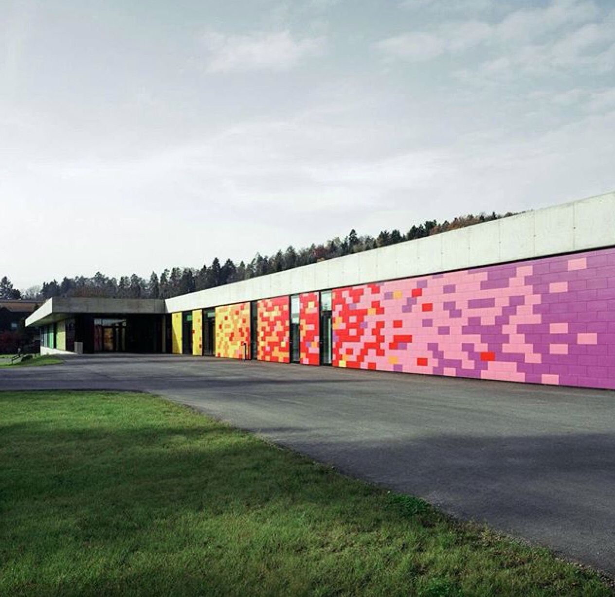 KIBE Child Care Centre. By Gangoly & Kirstiner Architekten
