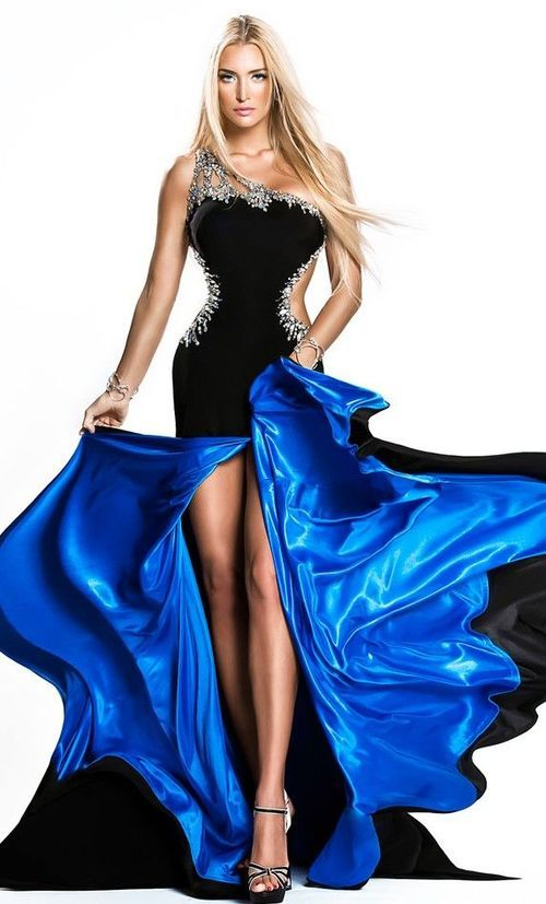 Formal Gown Sexy - Pinned onto Sexy BlondesBoard in Blonde Category