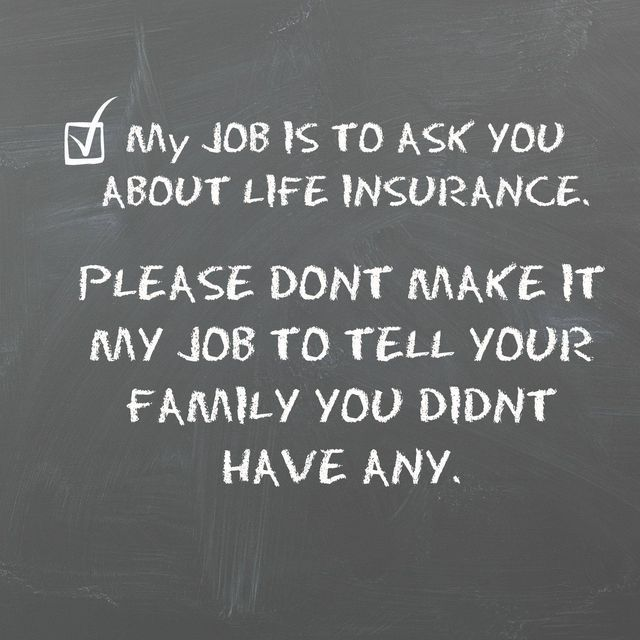 As Us About Life Insurance Protectyourdamily W O R D S Simple State Farm Term Life Insurance Quotes