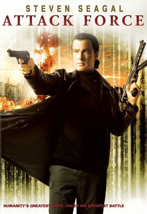 Attack Force (2006) 1080p BluRay Org Hindi DD 2 0 - Esub - AbhiSona