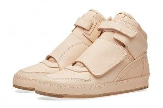 Hender Scheme Delivers a Luxe Take on Reebok's Alien Stompers