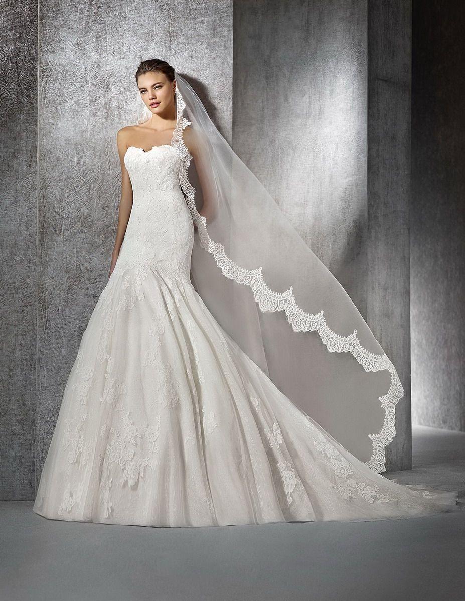 359441f87 San Patrick Bridal Gown Style - Zalan