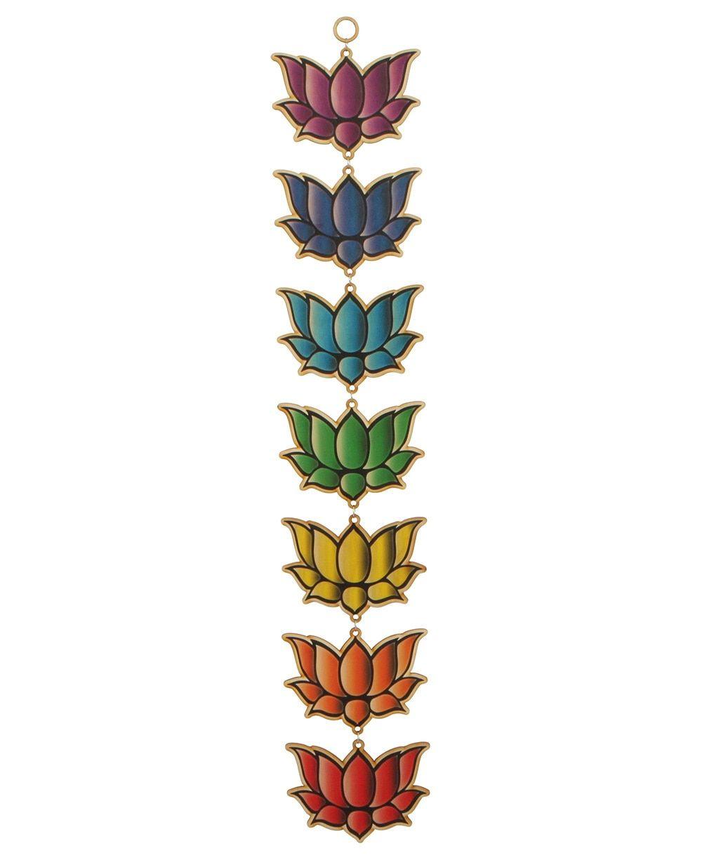 Chakra lotuses wooden wall art usa wooden wall art wooden walls