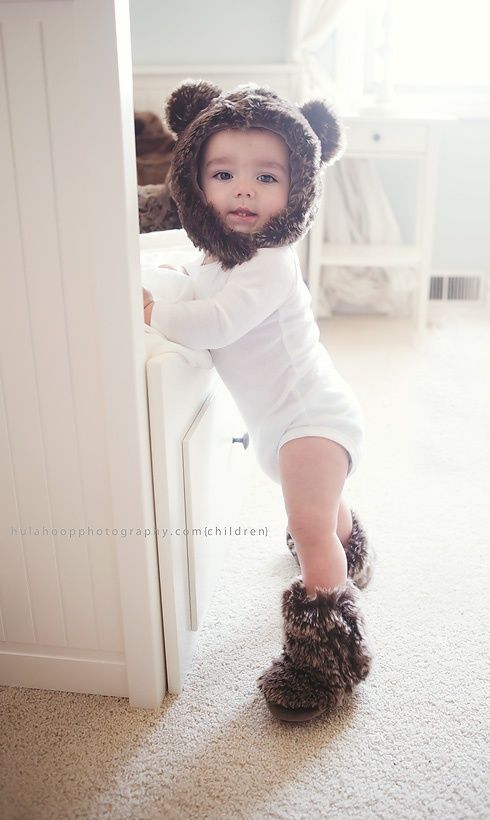 yes  my child will be looking like a different animal every day
