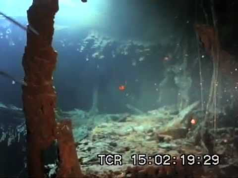 Youtube Titanic Dive Footage Shot July 1 2 2005 Part 2