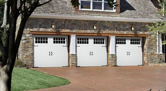 Amarr Classica Carriage House Garage Doors Garage Door Styles