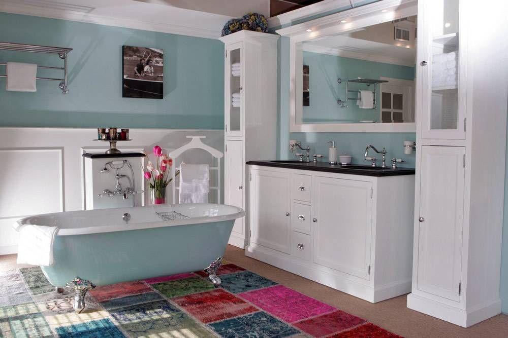 Klassieke badkamers: van eenvoudig tot chic | Hippy Home Maker ...