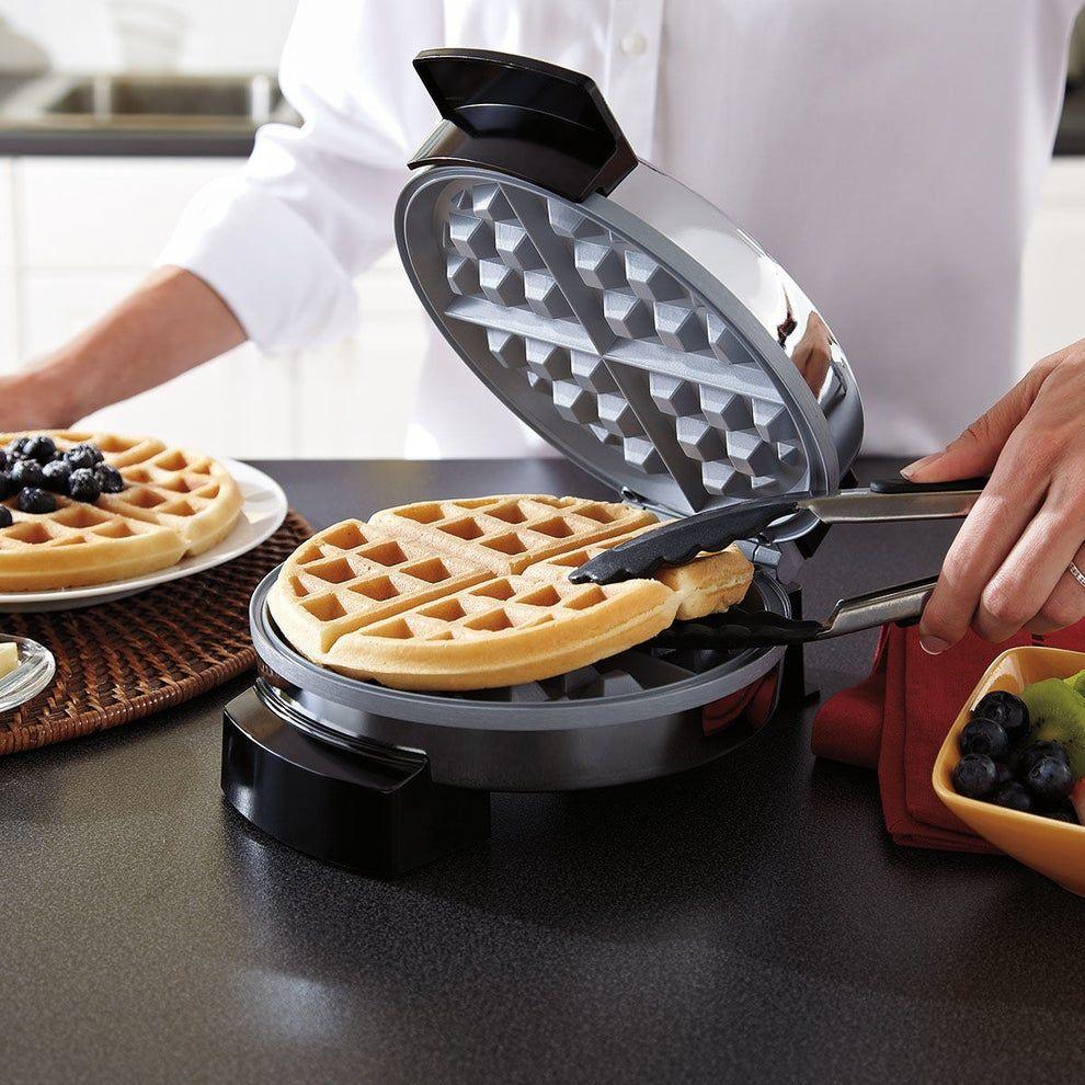 kitchenaid waffle maker pro line