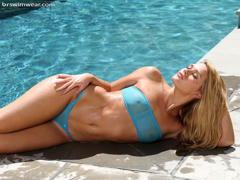 4607c7981c6 Sheer Bandeau Micro Bikini - Beach Revolution Swimwear | Micro ...