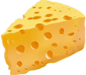 Cheese 3d Realistic Vector Icon Of Trinagle Piece With Holes Cheese Cute Food Italian Appetizers