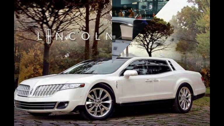 2019 Lincoln With Kissing Doors Interior Cars Price 2019