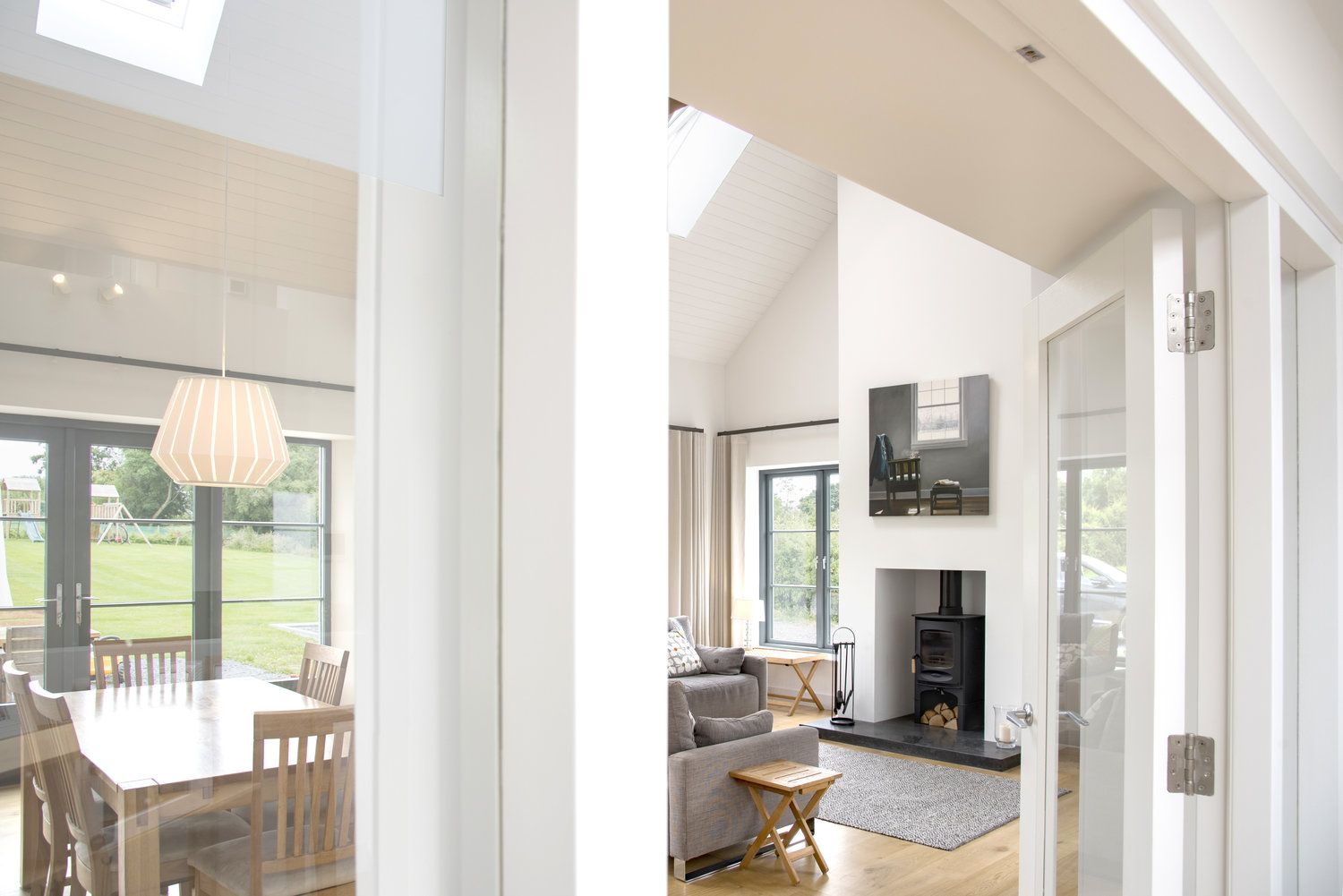Marlacoo House, Co. Armagh — Paul McAlister Sustainable