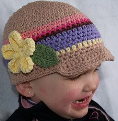 Jute and stripes (madhelmeteer) Tags: birthday flowers boy baby cute girl hat modern children shower clothing cool toddler infant soft adult crochet knit style funky retro teen cap gift newborn present skater accessories hip argyle beanie applique unisex boarder newsboy
