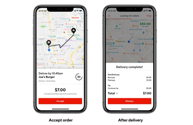 DoorDash reveals details of its new tipping model TechCrunch