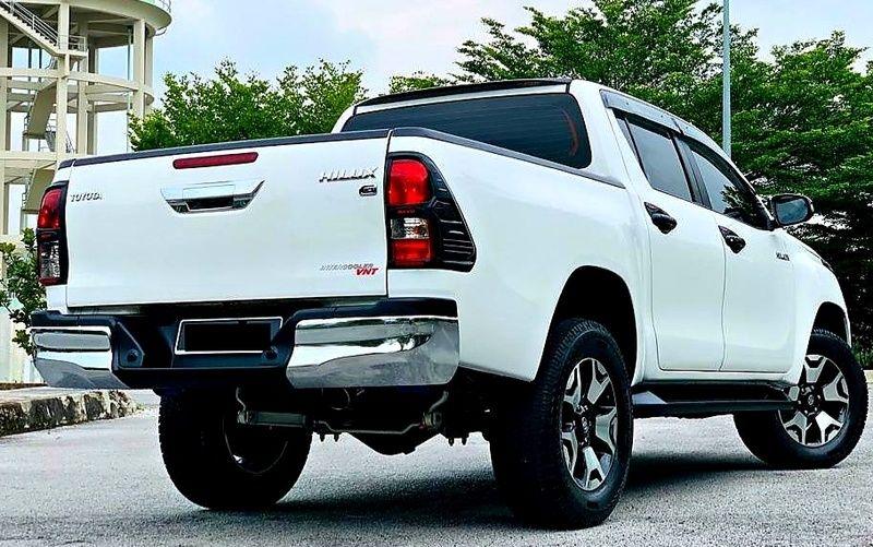 Toyota Hilux Single Cab 2020 Malaysia