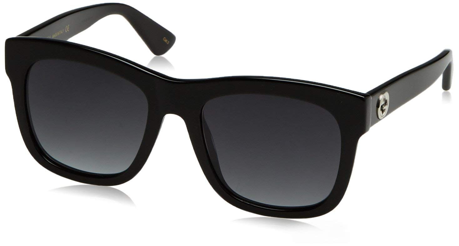 fd56d4af5 Gucci Gucci 54mm Retro Sunglasses: Amazon.in: Clothing & Accessories ...