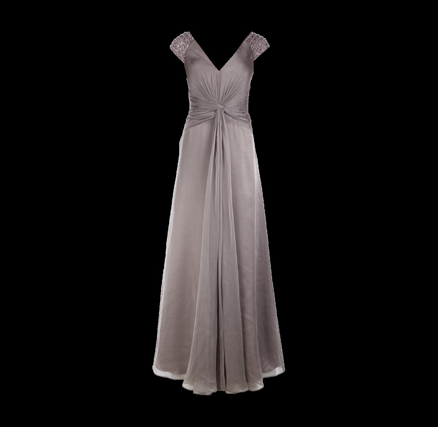 LUXUAR Abendkleid mit Stola #dress  Modestil, Fashion online shop